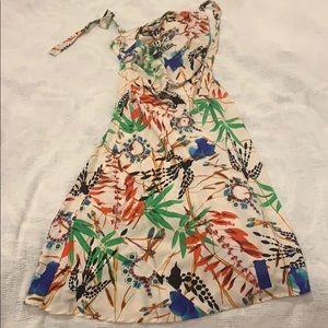 Silk Dress by Diane von Furstenberg